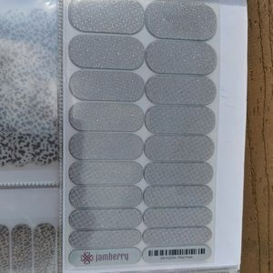 First Frost Jamberry Nail Wraps